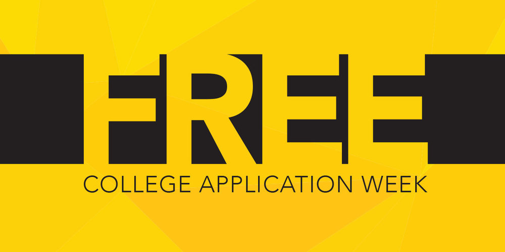 11/2-6 Free College Application Week