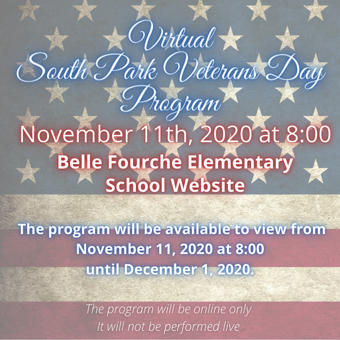 SP Virtual Veterans Day Program